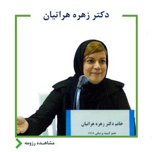 زهره هراتیان,اندیشه معین,بانک آینده,ایرانمال
