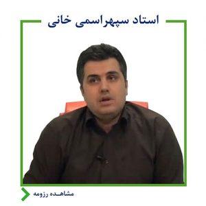 سپهراسمی خانی,اندیشه معین,بانک آینده,ایرانمال