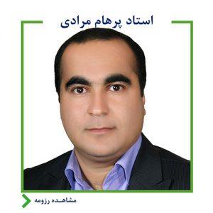 پرهام مرادی,اندیشه معین,بانک آینده,ایرانمال