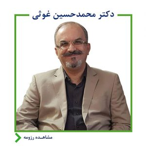 دکتر محمد حسین غوثی