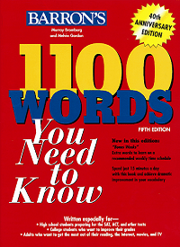11000 words you need to know